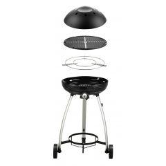 Cadac 8810-10-ZA Black Kettle Chef Gas Braai