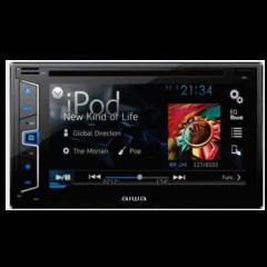 "Aiwa ADD-620 6.2"" Double Din with DVD Car Radio"
