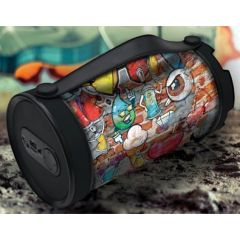 Aiwa AHH-4000 Grafitti Portable Bluetooth Speaker