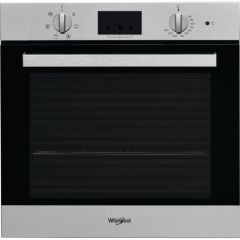 Whirlpool AKP 605 IX 600mm Stainless Steel Built-In Oven
