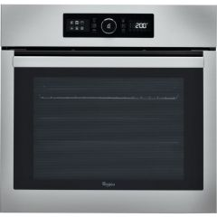 Whirlpool AKZ 6230 IX 600mm Stainless Steel Built-In Oven