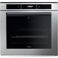Whirlpool AKZM 6560 /IXL 600mm Stainless Steel Built-In Oven