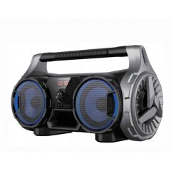 Aiwa APOS-400 Black Portable Bluetooth Speaker