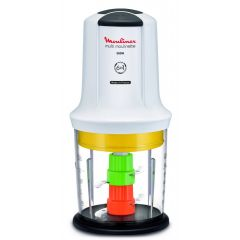 Moulinex AT723110 500W White Moulinette Extra 6 In 1 Multi Chopper