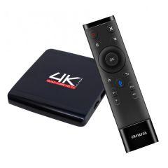 Aiwa ATX-4KBTA Smart TV Box