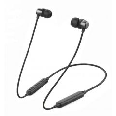 Aiwa AWS-20 Black Wireless Neckband Earphone