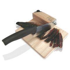 """Mellerware BC002 Detachable Knife """"Biltong King"""" Biltong Cutter"""