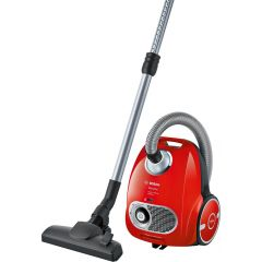 Bosch BGL35MOV25 2400W Red MoveOn Vacuum Cleaner