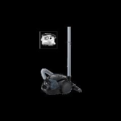Bosch BGN21800 1700W Black Bag&Bagless Canister Vacuum Cleaner