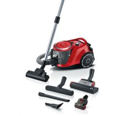 Bosch BGS41ZOORU 2200W Red Bagless Vacuum Cleaner