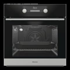 Hisense BI5223BB 600mm Stainless Steel Eye-Level Oven