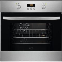 AEG BOB35702XV 600mm Stainless Steel Eye-Level Oven
