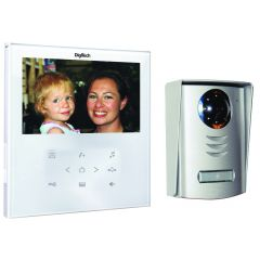 "DigiTech 7""Colour Video Doorphone Touch Panel Intercom"