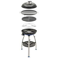 Cadac 8910-30-ZA Carri Chef 2 BBQ / Skottel Combo