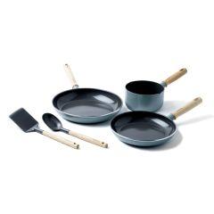 GreenPan CC2117 5 Piece Mayflower Cookware Set
