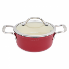 Snappy Chef CICA020 20cm Superlight Casserole
