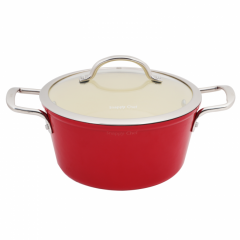 Snappy Chef 24cm Superlight Casserole
