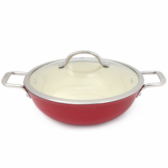 Snappy Chef CIRC030 30cm Superlight Casserole