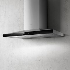 Elica 10/CLAIRE90-C 900mm Stainless Steel Wall Mounted Extractor