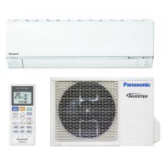 Panasonic CS-E9RKDW/CU-E9RKD 9000BTU EcoNavi Inverter Air Conditioner