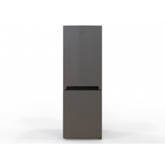 Defy DAC321193L Metallic Combi Fridge/Freezer