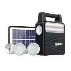 Magneto DBK254 Solar Home Lighting System