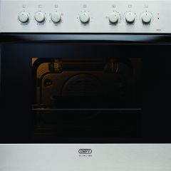 Defy DBO460 600mm Stainless Steel Under-Counter Oven