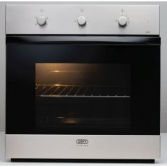 Defy DBO461 600mm Stainless Steel Eye Level Oven