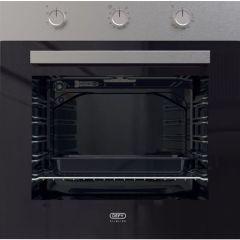 Defy DBO484 600mm Stainless Steel Multifunction Slimline Oven