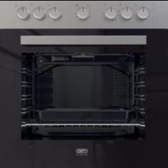 Defy DBO485 600mm Inox Slimline Undercounter Oven