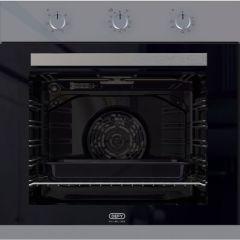 Defy DBO486 600mm Stainless Steel Multifunction Slimline Eye Level Oven
