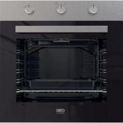 Defy DBO 487 600mm Metallic Slimline Built In Oven