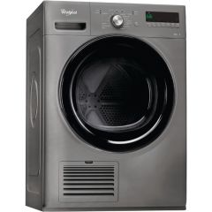 Whirlpool DDLX 80115 8KG Silver Condenser Tumble Dryer