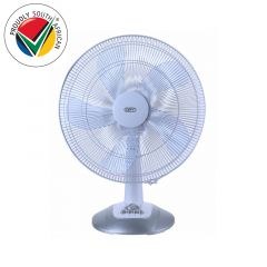 Defy DF4100W 50W White Desk Fan