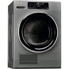 Whirlpool DSCX 90122 9KG Silver Condenser Tumble Dryer