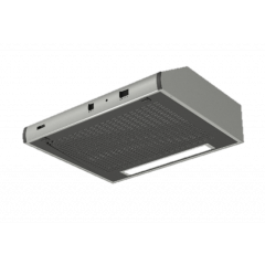 AEG DUB2622M 600mm Stainless Steel Canopy Extractor