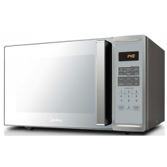 Midea EM036AFK 36L Mirror Finish Electronic Microwave