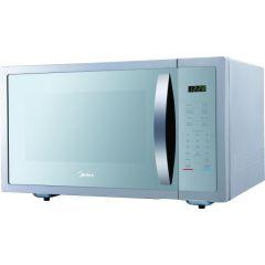 Midea EM145A2HG 45L Mirror Finish Electronic Microwave