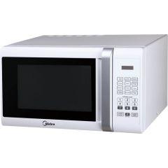 Midea EM928ETB-P-W 28L White Electronic Microwave