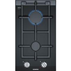 Siemens ER3A6BD70 300mm Black 2 Burner Gas Hob