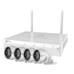 Ezviz ezWireLess Full HD WiFi 8 Channel CCTV NVR Kit
