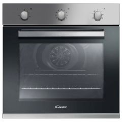 Candy FCP602X 600mm Inox Timeless Eye-Level Oven