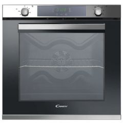 Candy FCXP615X 600mm Inox Timeless Eye-Level Oven