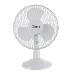 Midea FT30-8MB 40W White Table Fan