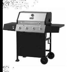 Alva GBPR104 Stainless Steel Superior 4 Burner BBQ