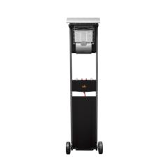 Alva GHP12IR Black Ceramic Infrared Patio Heater
