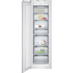 Siemens GI38NP60 237L White Integrated Upright Freezer
