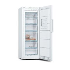 Bosch GSN29VW30Z Serie 2 195L White Upright Freezer