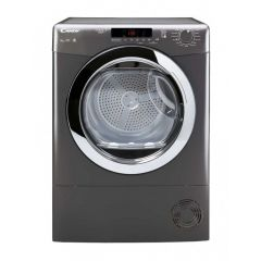 Candy GVSC9DCGR-ZA 9KG GrandoVita Anthracite Tumble Dryer
