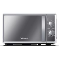 Hisense H20MOMMI 20L Silver Manual Microwave